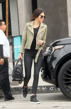 Kendall's Fall Outfit