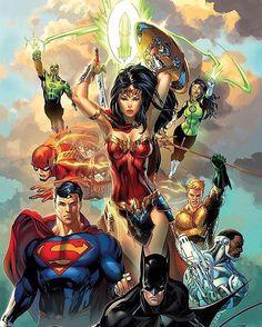 Toolkitten s JL Variant!  Download this image at nomoremutants-com.tumblr.com  #comicbooks #comicbooks #dccomics   #batman #DamianWayne #joker #gotham #robin #redhood #batmanbeyond #superman #harleyquinn #batgirl #deathstroke #SuicideSquad #dkr #DK3 #wonderwoman #catwoman #justiceleaguetheanimatedseries   #bvs #thekillingjoke #batmanvsuperman #JusticeLeague #injustice2 #nightwing #deadshot #batmantheanimatedseries #flash http://ift.tt/2ikLVvy