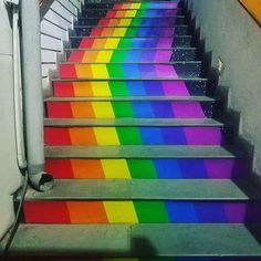 Rainbow stairway! Check out the adventures that inspire our products follow @earthart_travels  Regrann from @earthart_travels -  #gldglove #earthart #nature #design #designerlife #travel #art #rainbow #followme #fun #photo #smile #life #sun #motivation #lifestyle #inspiration #goodmorning #sunshine #namaste #symbol #living #myjob #colors #everythingisart #dream - #regrann