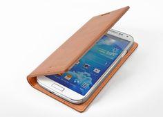 Leather flip case - Mercury.