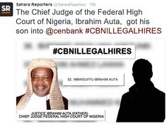 Sahara Reporters releases fresh list of 121 children of the rich hired by CBN