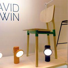 David Irwin 100% Design Emerging Brands