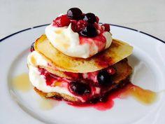 Americké lívance   crustycorner Pancakes, Favorite Recipes, Cooking, Breakfast, Food, Kitchen, Morning Coffee, Essen, Pancake