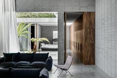 Looking in: Prahran House   ArchitectureAU