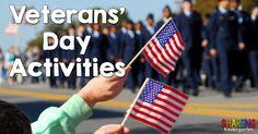 Veterans' Day Activi
