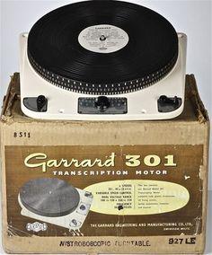 Audio Grail Garrard 301 photo AG-301-AUG-11.jpg