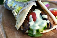 Ever had Vegan Gyros? However you pronounce it, they're simple to make, SUPER delicious, and you'll be getting your helping of fresh veggies for the day!
