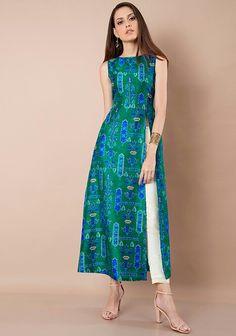 15 Latest And Modern Silk Kurtis For Women is part of Dresses - Silk kurtis are very comfortable to wear and can be paired with leggings or palazzos Here are the 9 best silk kurta designs for women in India Silk Kurti Designs, Simple Kurta Designs, Kurta Designs Women, Kurti Designs Party Wear, Latest Kurti Designs, Indian Kurtis Designs, Latest Kurti Styles, Printed Kurti Designs, Long Dress Design