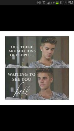 then there are beliebers..... Beliebers hate to see you upset Justin :( When i saw you upset i realized i just want to give you a hug <3 <3 <3 <3... Love you Forever Justin... Belieberrrrrrrr Foreverrrrrrr