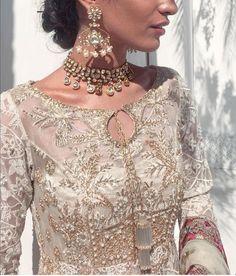 Suffuse by Sana Yasir bride Pakistani Formal Dresses, Pakistani Wedding Outfits, Nikkah Dress, Bridal Outfits, Indian Dresses, Indian Outfits, Pakistani Bridal Jewelry, Shadi Dresses, Pakistan Fashion