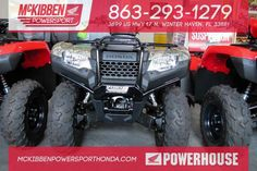 New 2017 Honda FourTrax Rancher 4x4 - Honda Phanto ATVs For Sale in Florida. 2017 HONDA FourTrax Rancher 4x4 - Honda Phanto, McKibben Powersport Honda is a family owned and operated level 5 Honda Powerhouse dealership in Winter Haven, Florida. We are located at 3699 US HWY 17 N Winter Haven Fl, 33881 between US HWY 92 and Havendale Blvd. We proudly serve Polk county and the surrounding areas, to include Lakeland, Auburndale, Bartow, Kissimmee, Lake Alfred, and Sebring. We are a Honda…