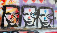 Buenos Aires Graffiti Wall