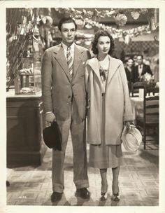 "VIVIEN LEIGH & LAURENCE OLIVIER in ""21 Days Together"" Original 1940 - RARE"