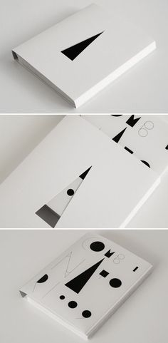 COMBINATORIO, book, black and white