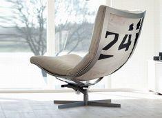 Jan Van Den Bulcke Janvandenbulcke On Pinterest - Lobster-and-shelly-lounge-chairs-by-oluf-lund-and-eva-paarmann