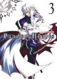 Pandora Hearts, Tome 3 par Jun Mochizuki