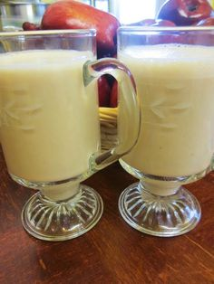 Apple Wednesday:{Apple Pie Smoothie}