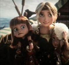Astrid is so beautiful and looks so much like a mom! Httyd 2, Httyd Dragons, Dreamworks Dragons, Disney And Dreamworks, Hiccup And Toothless, Hiccup And Astrid, How To Train Dragon, How To Train Your, Dragon Movies