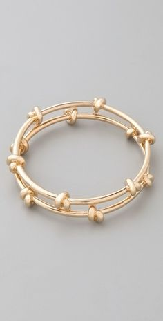 CC SKYE Love Me Knot Bangle Set - StyleSays