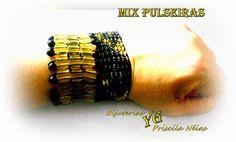 Pulseiras Mix