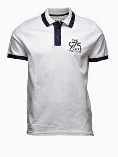 Corp Polo, OPTICAL WHITE, large Polo Rugby Shirt, Mens Polo T Shirts, Golf Shirts, Teen Guy, Shirt Stays, Ralph Lauren Style, Moda Casual, Denver, Shirt Designs