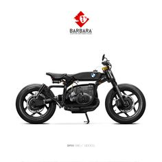 BARBARA MOTORCYCLES : Photo