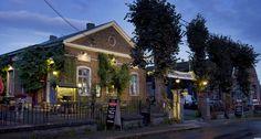 Café Modern - Stadscafé op het platteland