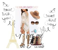 """""""contest"""" by aida-1999 ❤ liked on Polyvore featuring WallPops, Lenny, Tamara Mellon, Mudd and Tory Burch"""