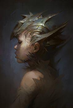 portrait, Vyacheslav Safronov on ArtStation at https://www.artstation.com/artwork/PqQV8