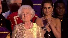 Susan Boyle performs for the Queen part 2 of 2 - YouTube