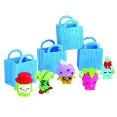 Amazon.com: Shopkins Season 1 (5-Pack) (Styles Will Vary): Toys & Games