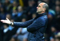 Everton are not underachieving insists Martinez