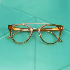 KAIBOSH   BIBLIO REMIX glasses in HONEY GLAZE Scandinavian Fashion, Honey Glaze, Eyewear, Glasses, Accessories, Eyeglasses, Eyeglasses, Sunglasses, Eye Glasses