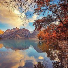 Озёра Таджикистана