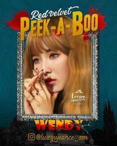 Wendy ♤♡◇♧ Red Velvet Fanart