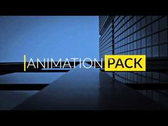 Minimal and Elegant Title Animations  - After Effects CS6+ template