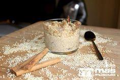 "Quinoa ""a lo arroz con leche"" - yanoestoygorda"