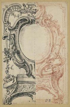 [Projet de cartouche] | Centre de documentation des musées - Les Arts Décoratifs