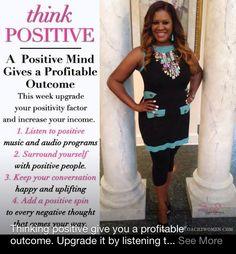 Positive Thinking...@Stacia Pierce