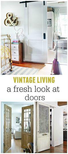 Vintage Living-A Fre