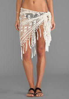 I LOVE this sarong