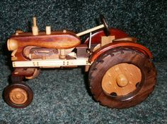 tractors - by wiswood2 @ LumberJocks.com ~ woodworking community