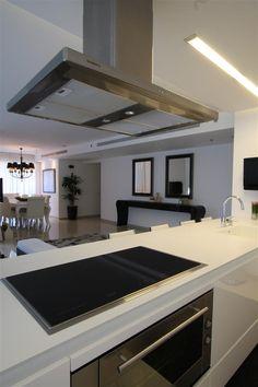 White Kitchen מטבח ניולק לבן מעוצב מבית דקור