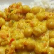 Kichererbsencurry vegan von morcheeba auf www.rezeptwelt.de, der Thermomix ® Community