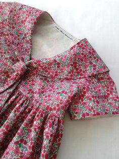 Classic Liberty of London Girls Sailor Dress