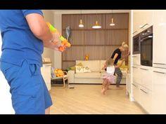 Игрушки стрелялки развлечение для детей и взрослых Entertainment for chi...