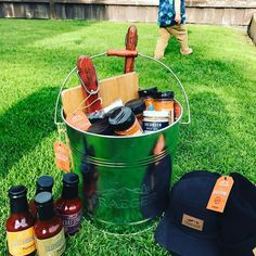 Easter basket for men! @traegergrills with the goods. The accessories, seasonings, and sauces are as good as the grills. Traeger makes the kook griller into a back yard legend #traeger #cookwithwood #woodisgood #whatsonthetraeger Reposted Via @jaredlane
