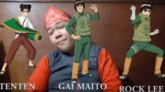 Video Lagu Despacito Versi Naruto Yang Lagi Viral