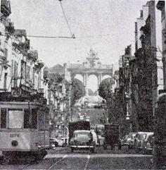 """Résultat de recherche d'images pour """"photos bruxelles 1950 canal"""""""