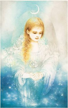 ☆Mágico y Celestial☆: Junko Kitano Animal Spirit Guides, Spirit Animal, Celestial, Seraph Angel, Psy Art, Angels Among Us, Angel Pictures, Angel Cards, Guardian Angels